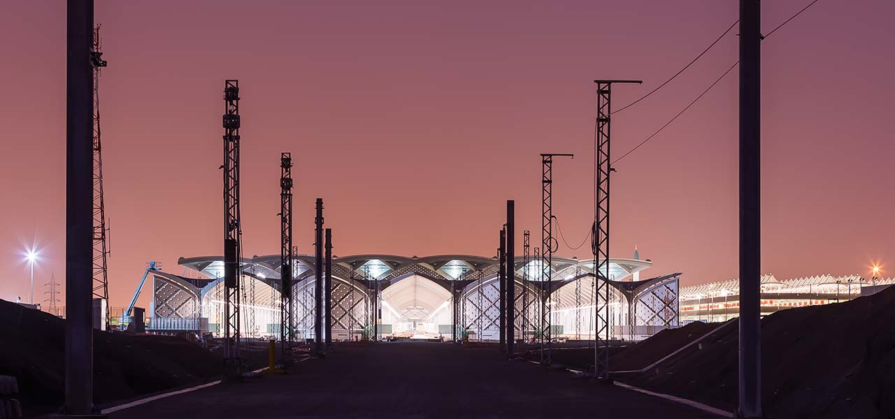 Línea Alta Velocidad Meca-Medina, Arabia Saudí