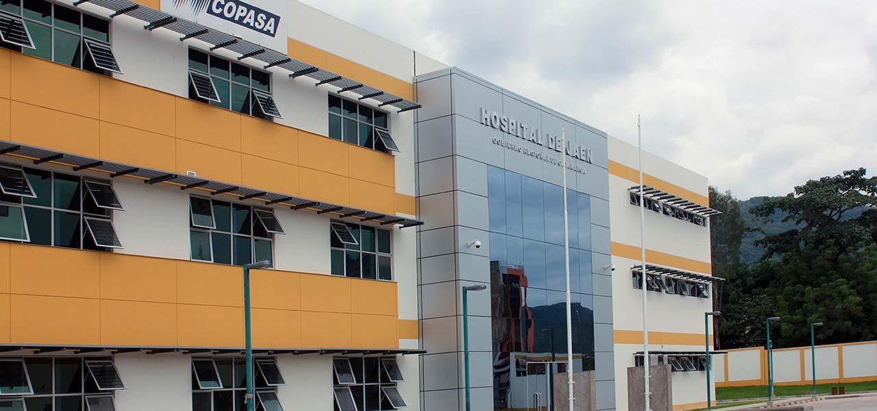 Hospital de Jaén, Perú