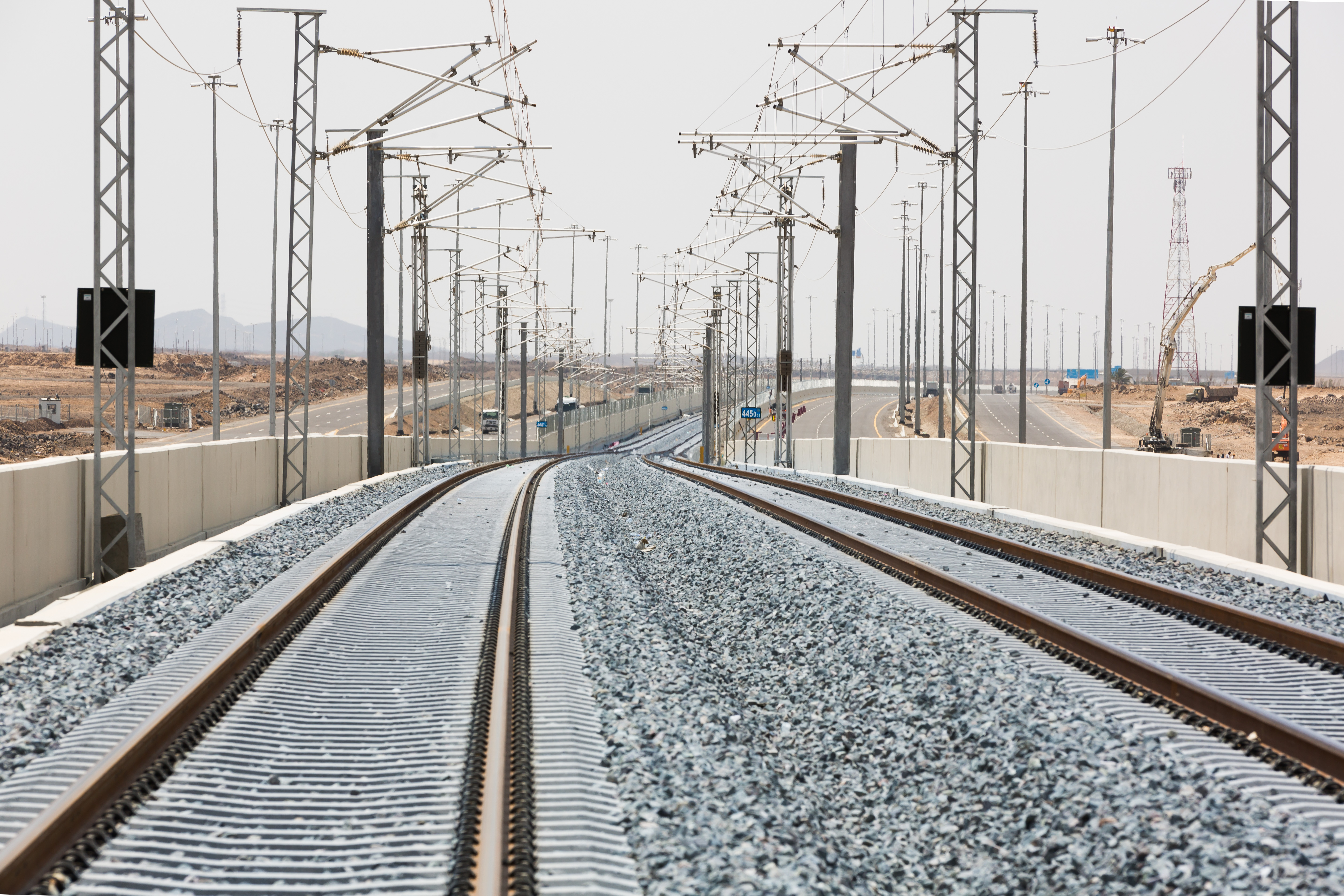 Línea de Alta Velocidad La Meca-Medina, Arabia Saudí